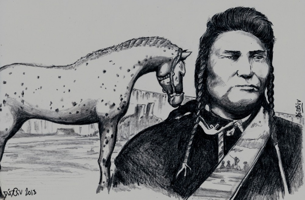 Chief Joseph by didgiv